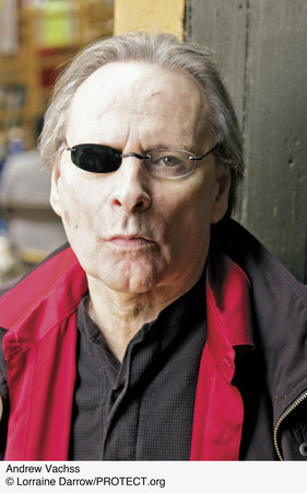 Photo of Andrew Vachss