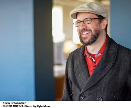 Photo of Kevin Brockmeier