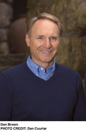 Photo of Dan Brown
