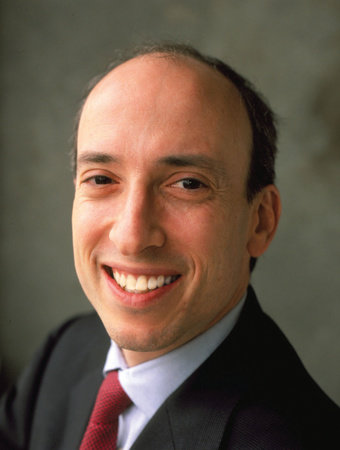 Photo of Gary Gensler