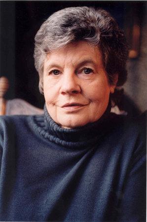 Photo of A.S. Byatt
