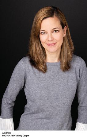 Photo of Alix Ohlin
