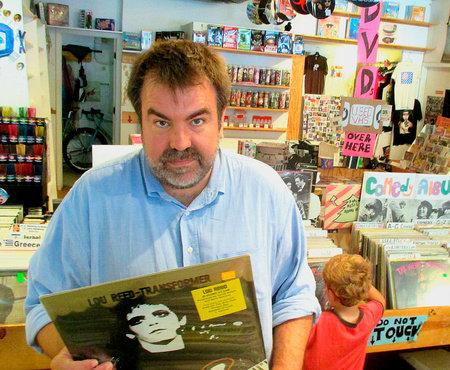 Photo of Eric Spitznagel