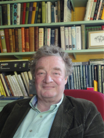 Photo of Christopher Simon Sykes