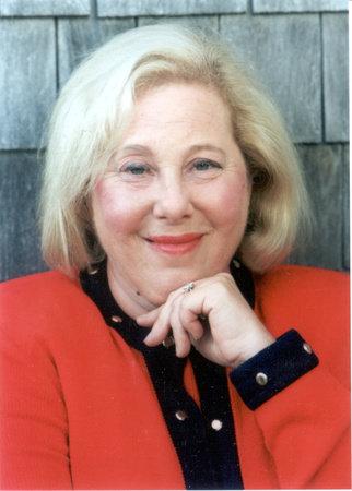 Photo of Rosabeth Moss Kanter