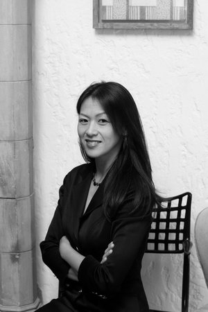 Photo of Amy Chua