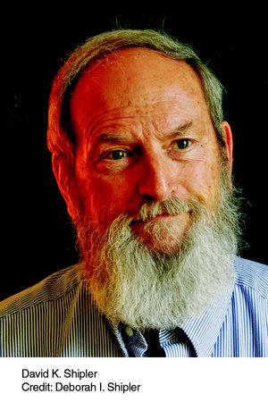 Photo of David K. Shipler