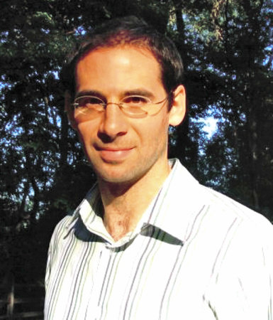 Photo of David Plotz