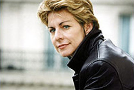Photo of Patricia Cornwell