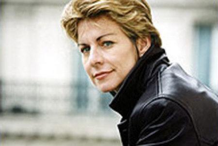 Photo of Patricia Cornwell