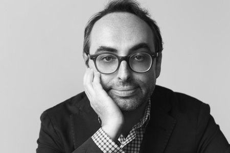 Photo of Gary Shteyngart