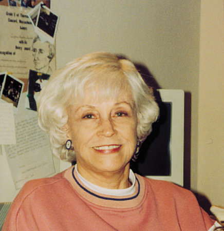 Photo of Zilpha Keatley Snyder