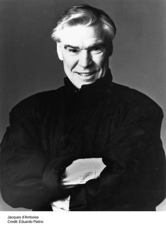 Photo of Jacques D'Amboise