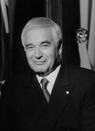 Photo of James K. Bartleman