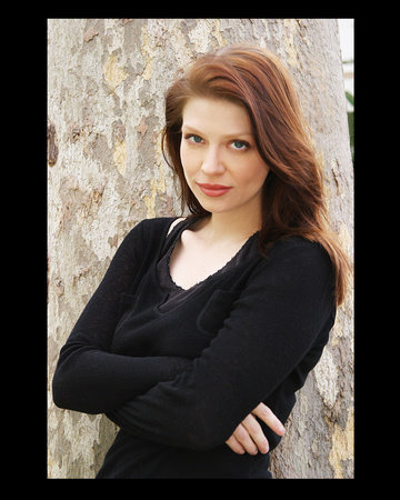 Photo of Amber Benson