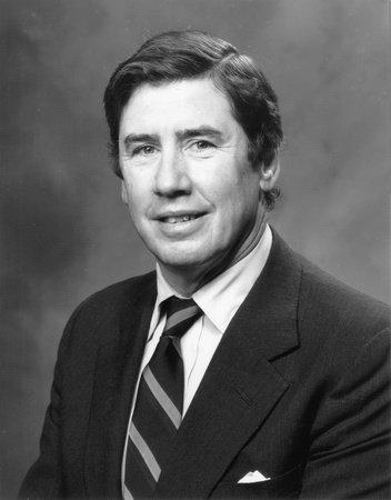 Photo of Frederick P. Hitz