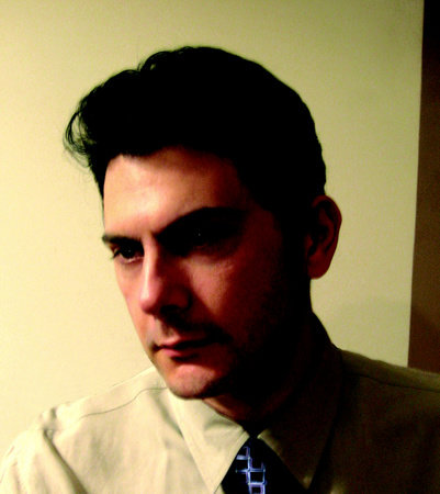 Photo of Ben Greenman