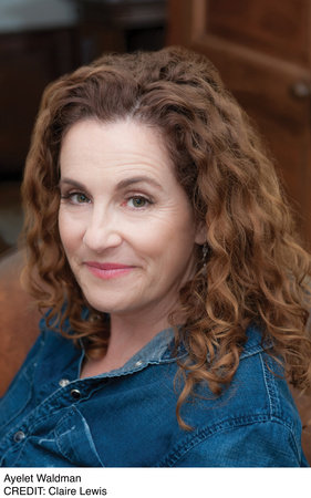 Photo of Ayelet Waldman