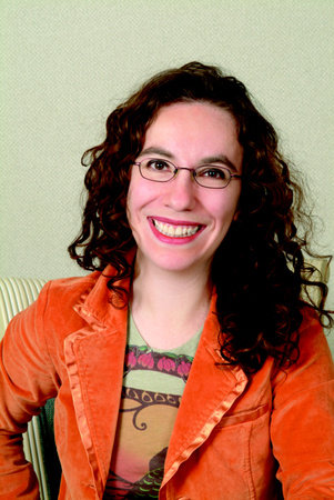 Photo of Naomi Novik