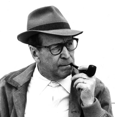 Photo of Georges Simenon