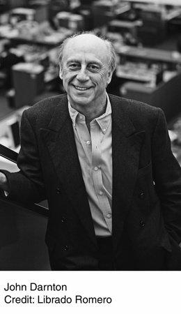 Photo of John Darnton