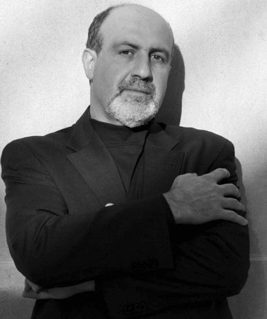 Photo of Nassim Nicholas Taleb