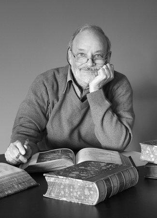 Photo of Alan Bradley