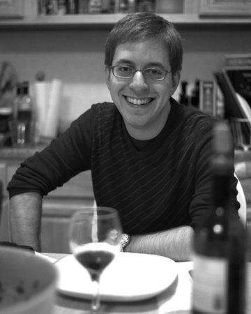 Photo of Adam D. Roberts