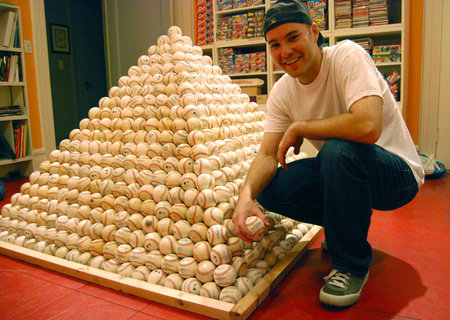 Photo of Zack Hample