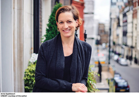 Photo of Anne Applebaum