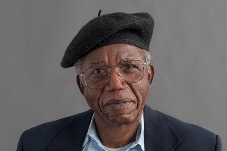 Photo of Chinua Achebe