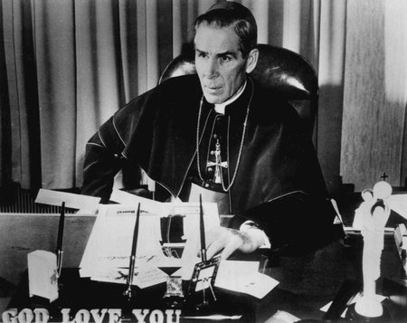 Photo of Fulton J. Sheen