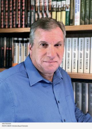Photo of John Feinstein