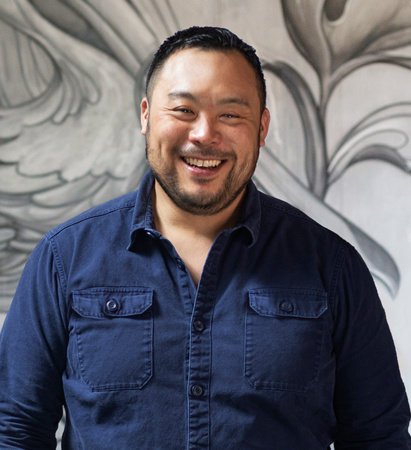 Photo of David Chang