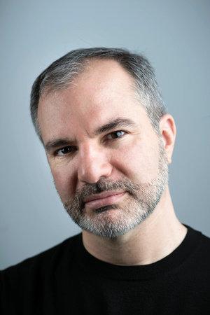 Photo of Peter V. Brett