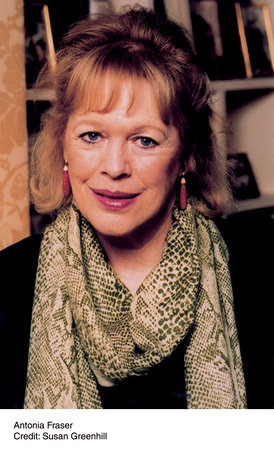 Photo of Antonia Fraser