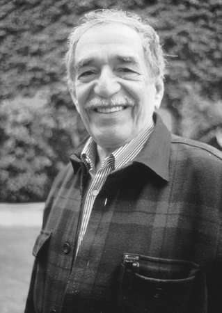 Photo of Gabriel Garcia Marquez