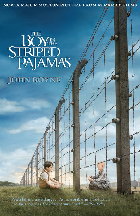 The Boy In the Striped Pajamas (Media Tie-in Edition)