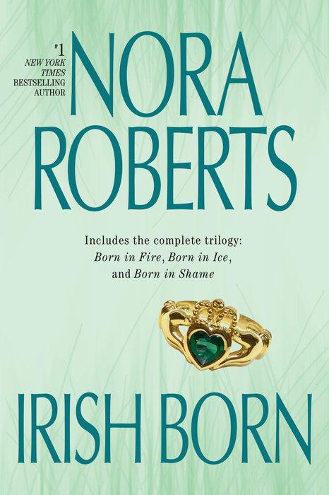 Irish Born book cover