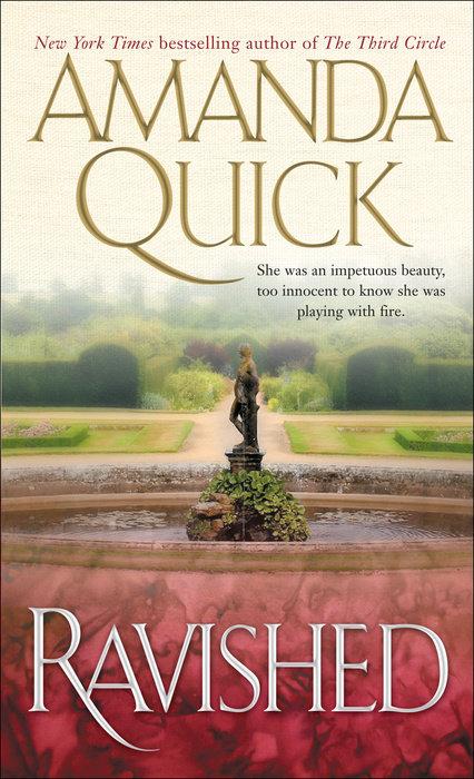 Ravished book cover