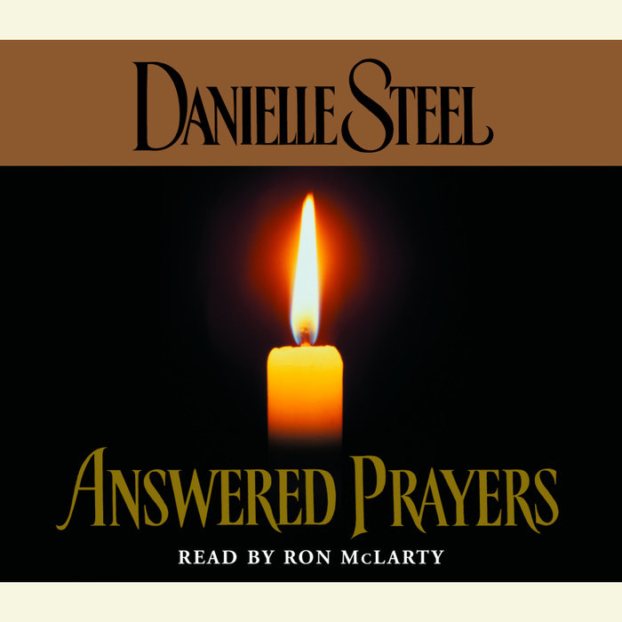 answered prayers by danielle steel penguin random house audio