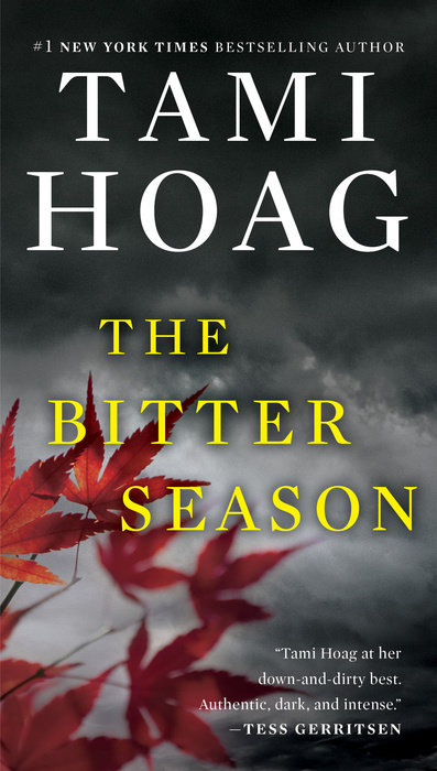 The Bitter Season book cover