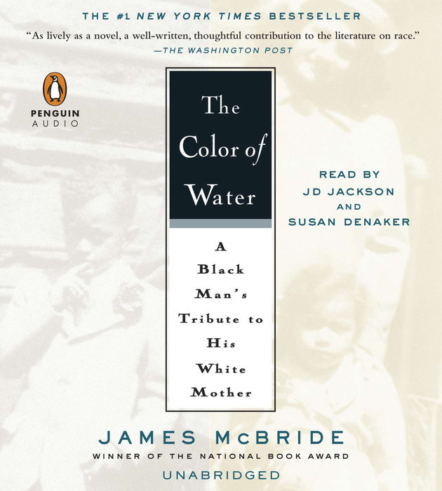The Color of Water by James McBride | Discussion Guide | Penguin ...