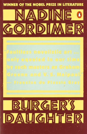 The cover of the book Burger's Daughter