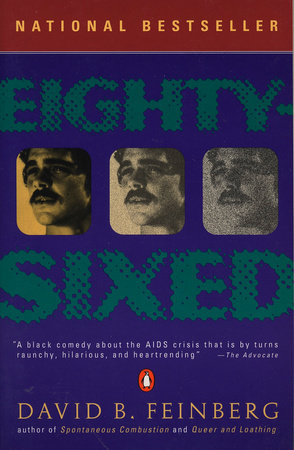 The cover of the book Eighty-sixed