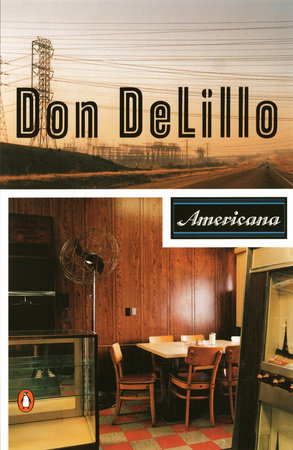 Americana Book Cover Picture