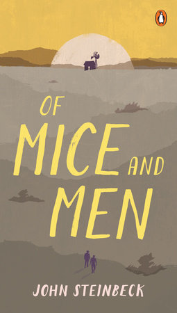 Of Mice and Men Book Cover Picture