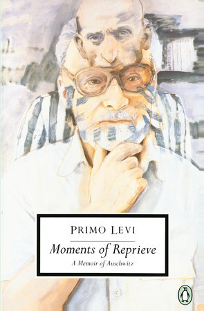 The cover of the book Moments of Reprieve
