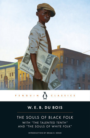 The cover of the book The Souls of Black Folk