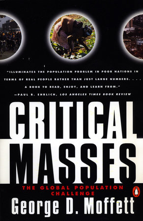 Critical Masses by George D. Moffett